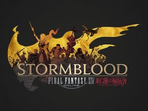 Final Fantasy XIV: Stormblood official artwork