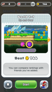 Collecting all coins of a single color will unlock new coins to collect.